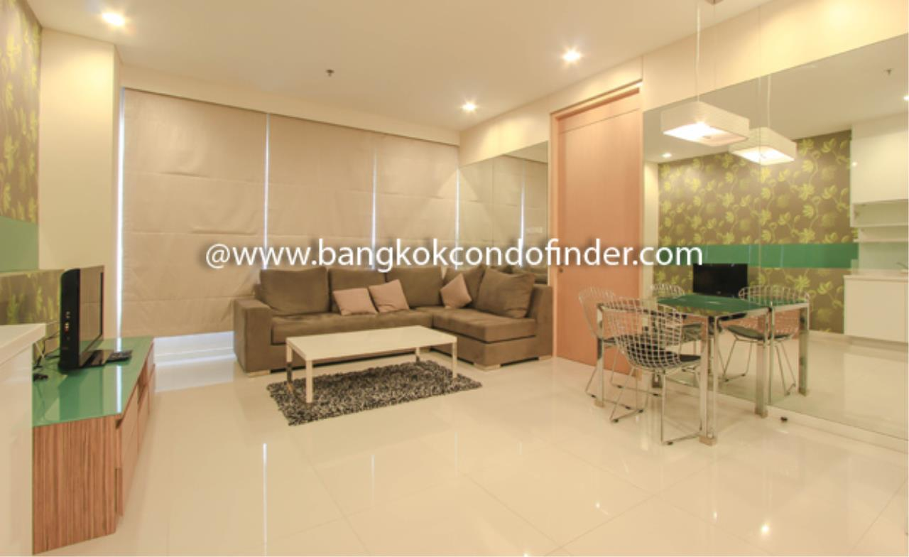 Bangkok Condo Finder Agency's Amanta Lumpini Condominium for Rent 1