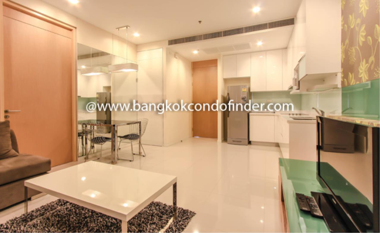 Bangkok Condo Finder Agency's Amanta Lumpini Condominium for Rent 5
