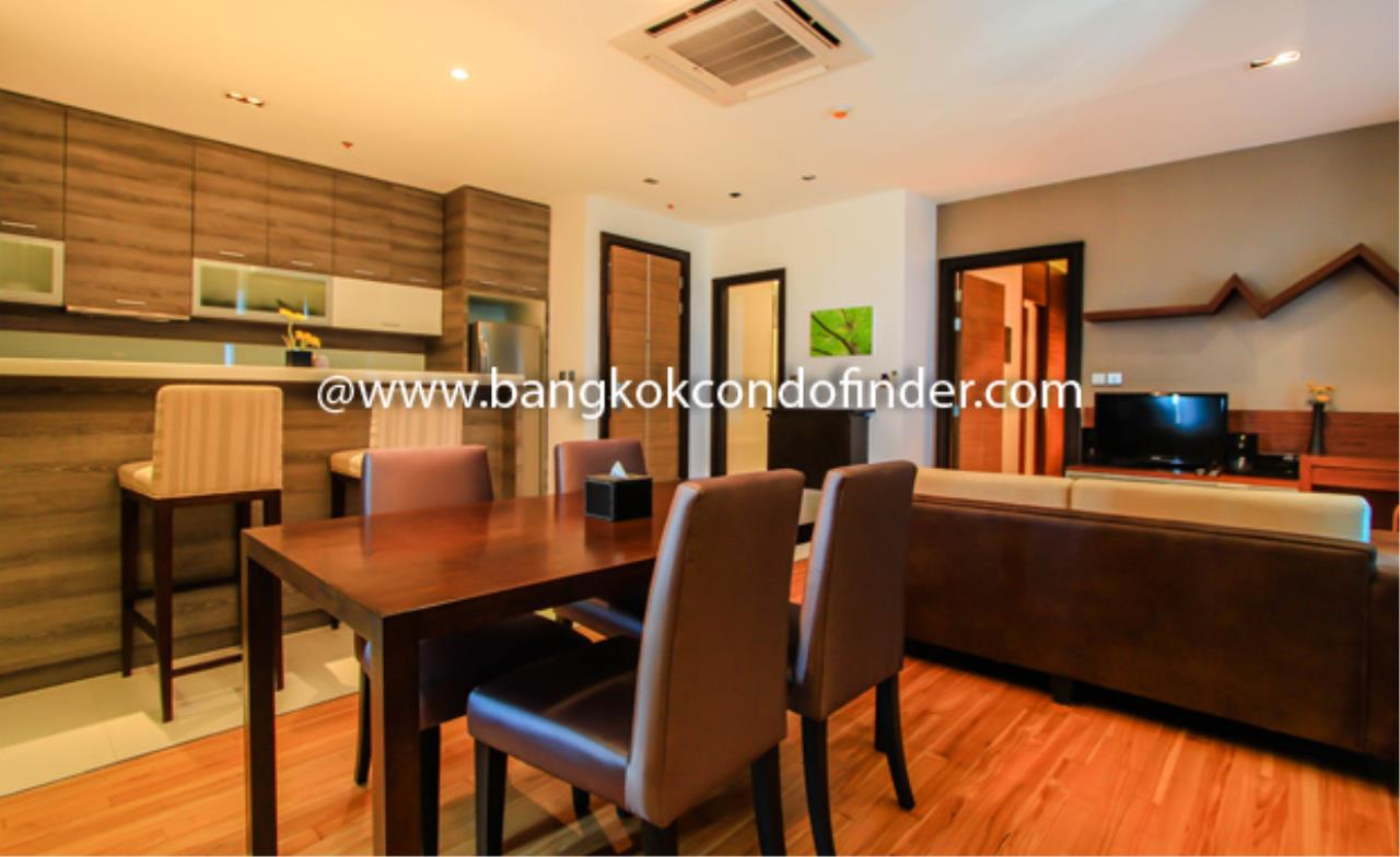 Bangkok Condo Finder Agency's The Vertical Suite Srinakarin 4