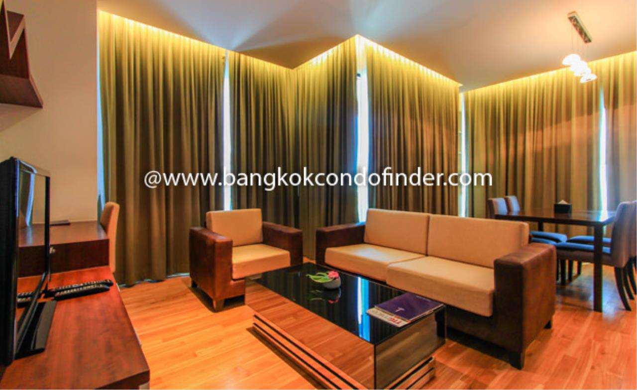Bangkok Condo Finder Agency's The Vertical Suite Srinakarin 1