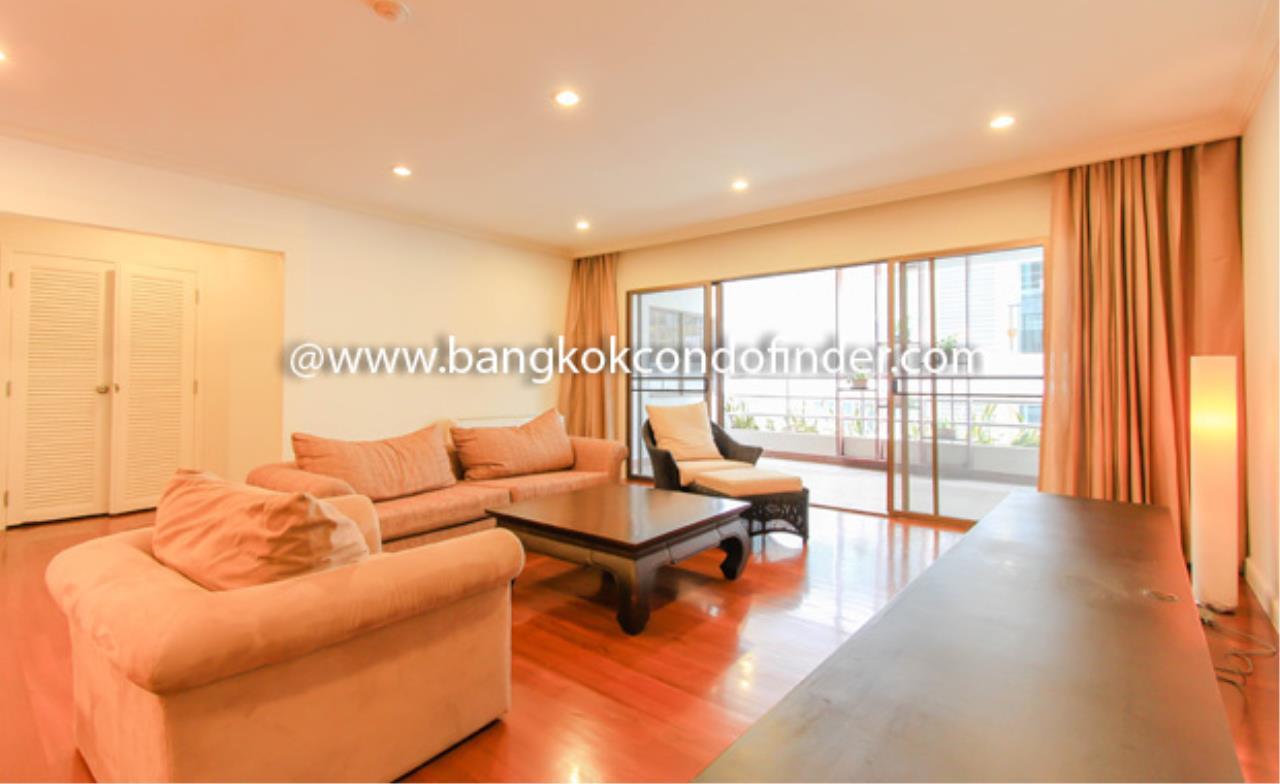 Bangkok Condo Finder Agency's Baan Sawasdee Condominium for Rent 10