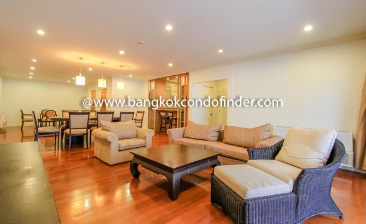 Bangkok Condo Finder Agency's Baan Sawasdee Condominium for Rent 1