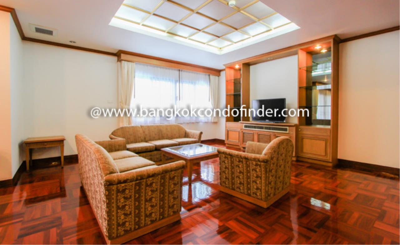 Bangkok Condo Finder Agency's Nida Thonglor Apartment for Rent 9