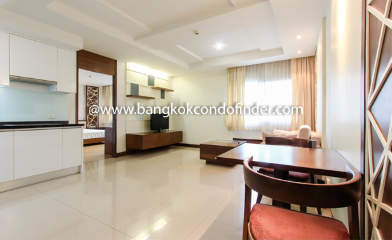 Bangkok Condo Finder Agency's Charan Tower Condominium for Rent 1