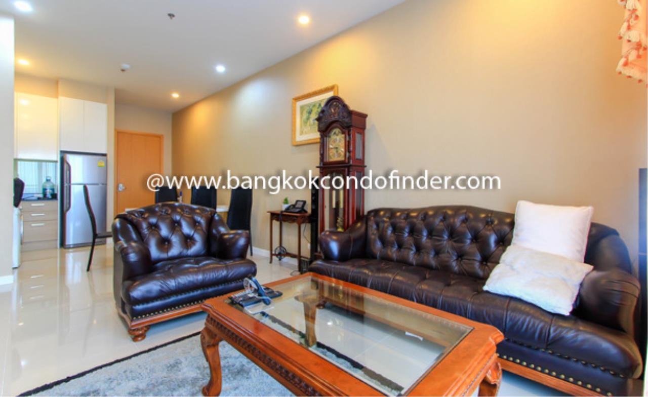 Bangkok Condo Finder Agency's The Circle Condominium Condominium for Rent 5