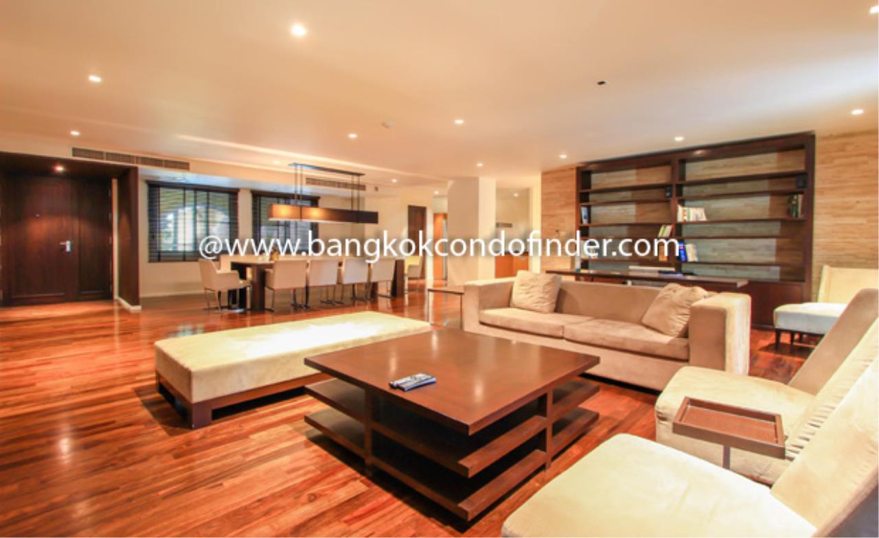 Bangkok Condo Finder Agency's Silver Heritage Condominium for Rent 1