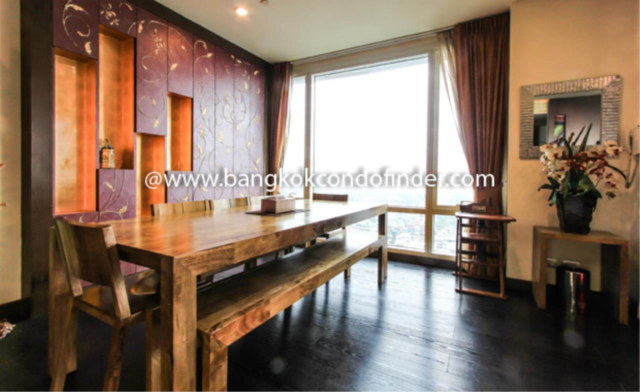 Bangkok Condo Finder Agency's Watermark Chaophraya River Condominium for Rent 6