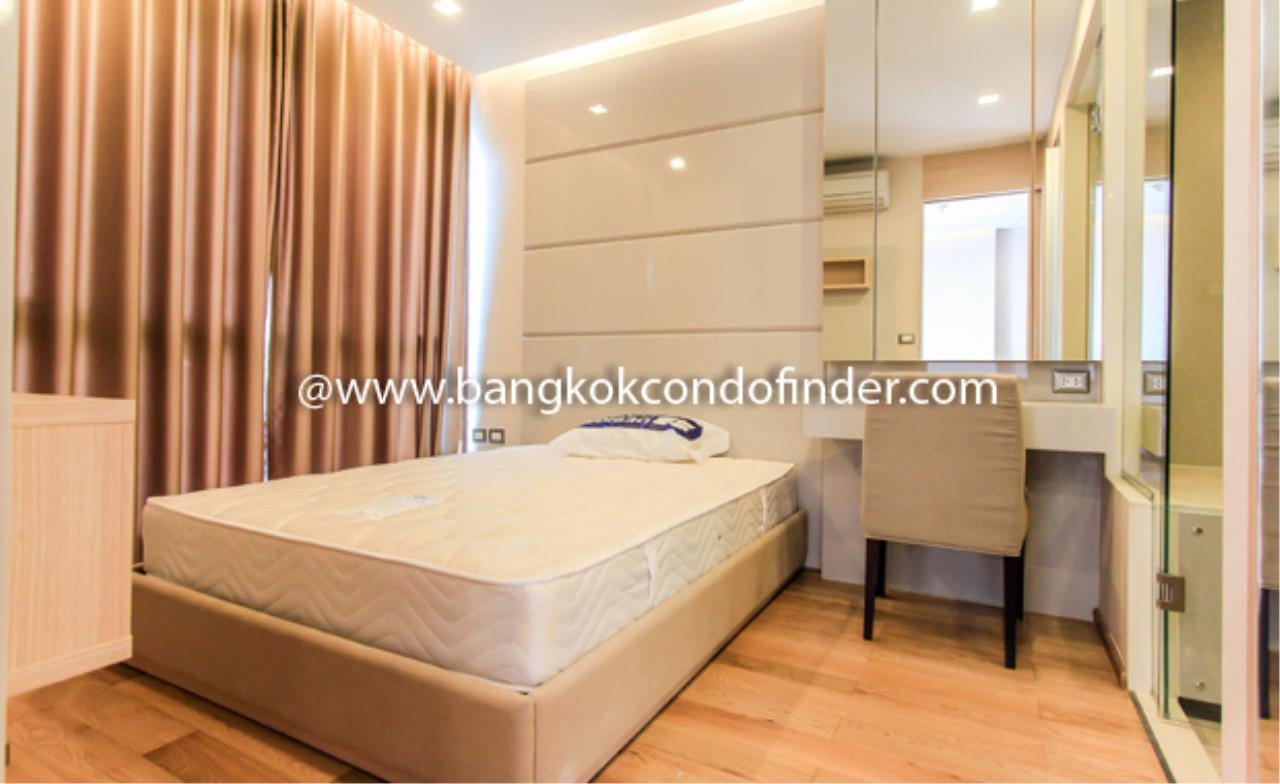 Bangkok Condo Finder Agency's The Address Asoke Condominium for Rent 1
