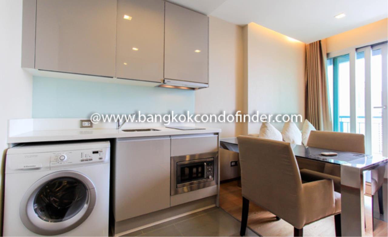 Bangkok Condo Finder Agency's The Address Asoke Condominium for Rent 3