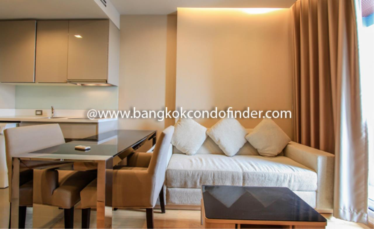 Bangkok Condo Finder Agency's The Address Asoke Condominium for Rent 5