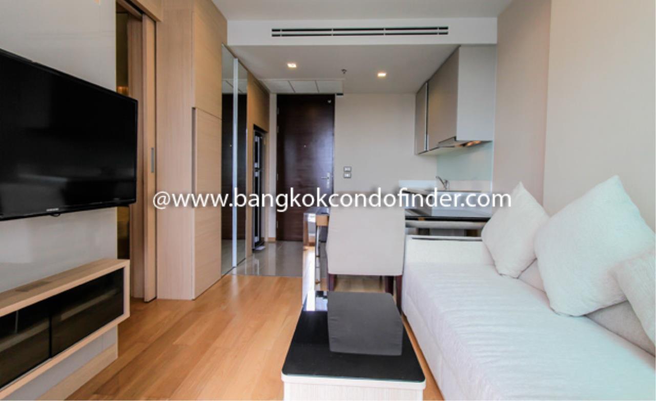Bangkok Condo Finder Agency's The Address Asoke Condominium for Rent 4