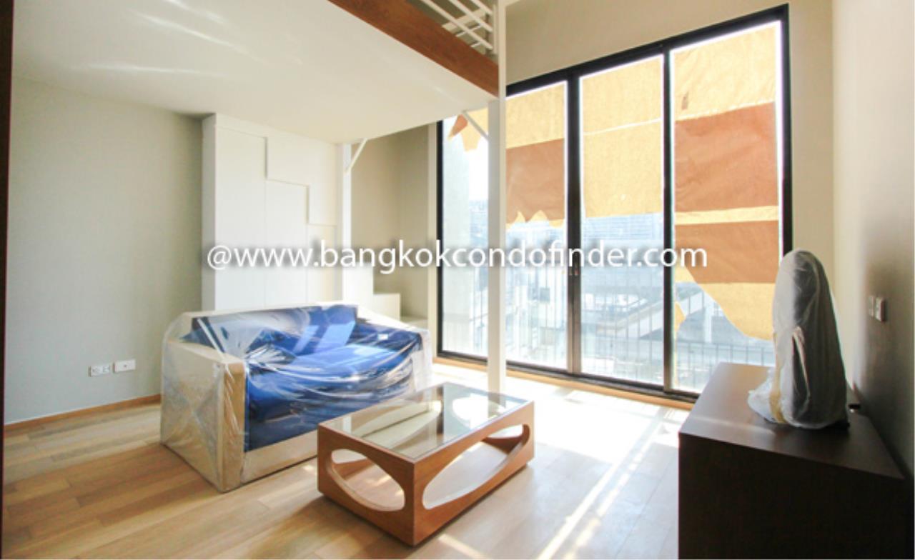 Bangkok Condo Finder Agency's Noble Revent Condominium for Rent 1