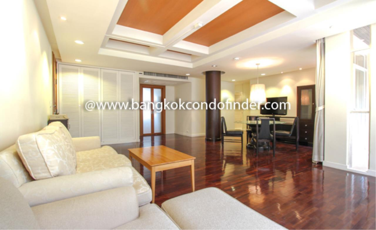 Bangkok Condo Finder Agency's Siri Apartment Condominium for Rent 8