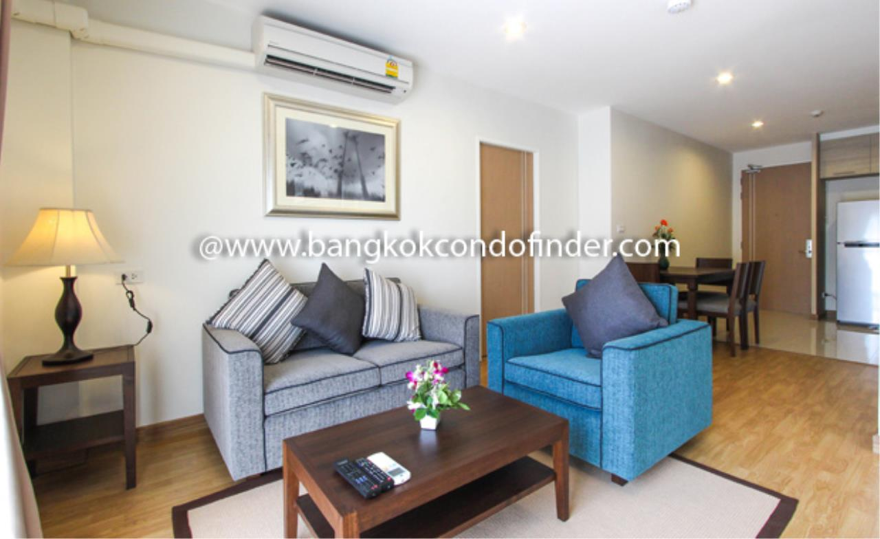 Bangkok Condo Finder Agency's Thonglor 21 Residence by Bliston Condominium for Rent 10