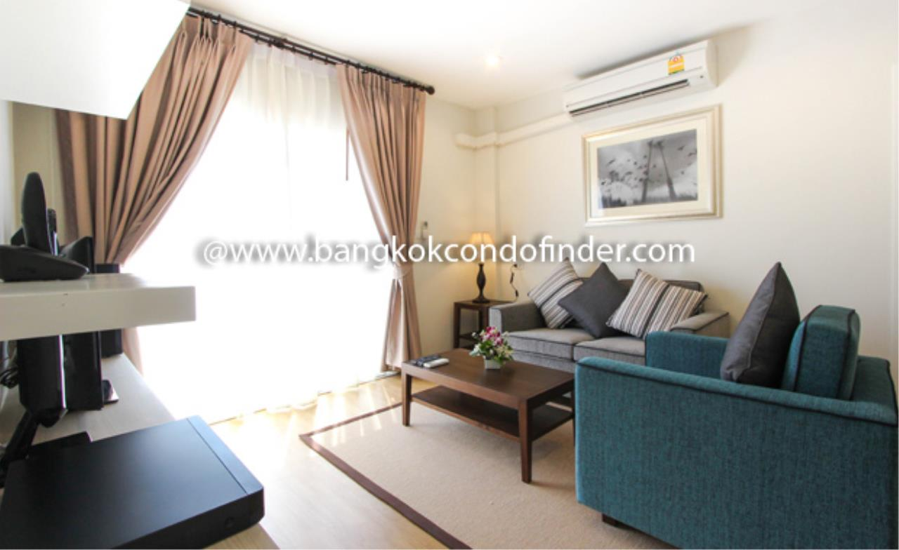 Bangkok Condo Finder Agency's Thonglor 21 Residence by Bliston Condominium for Rent 1