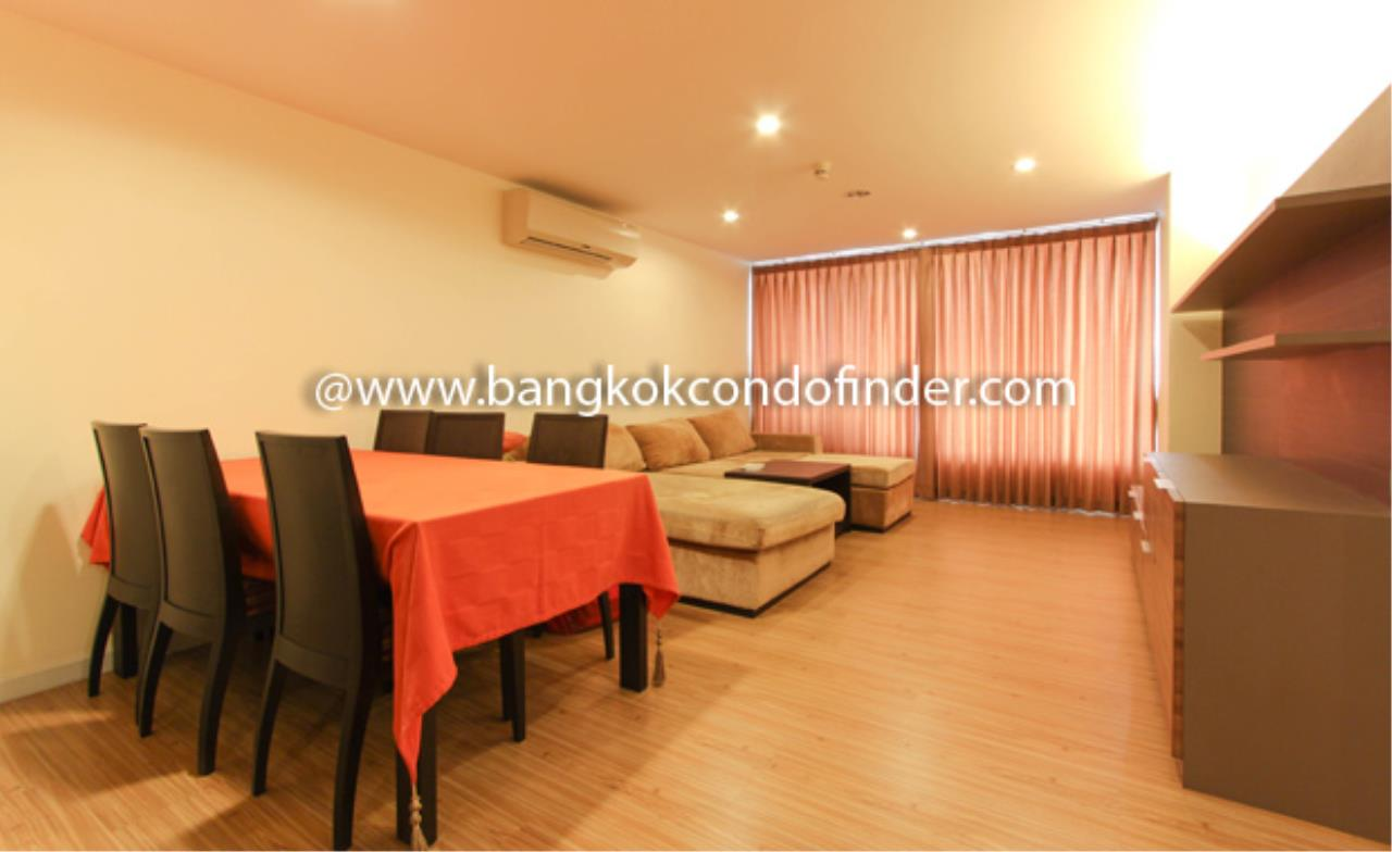 Bangkok Condo Finder Agency's Tropical Langsuan Condominium for Rent 1