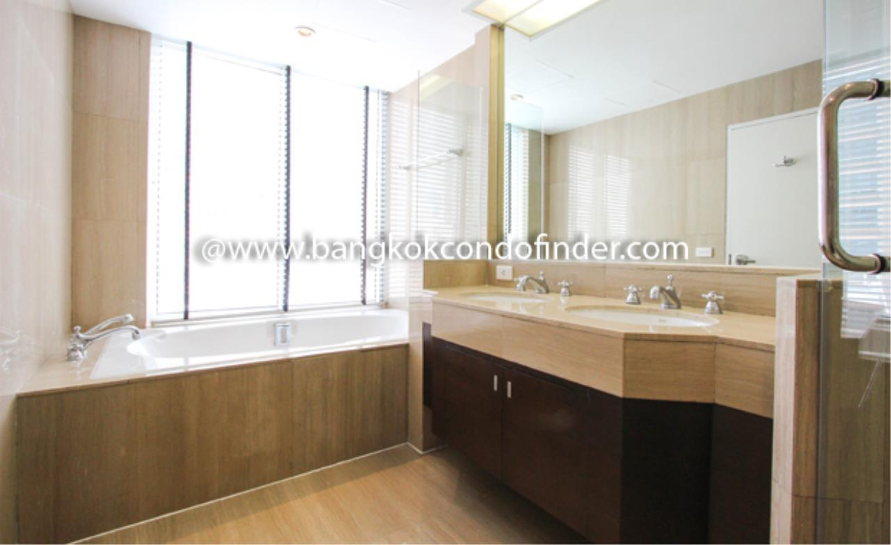 Bangkok Condo Finder Agency's Langsuan Ville Condominium for Rent 3