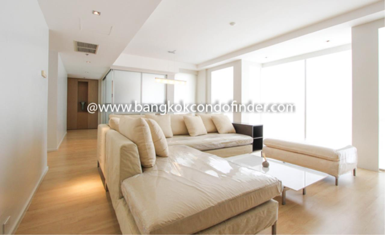 Bangkok Condo Finder Agency's Langsuan Ville Condominium for Rent 12