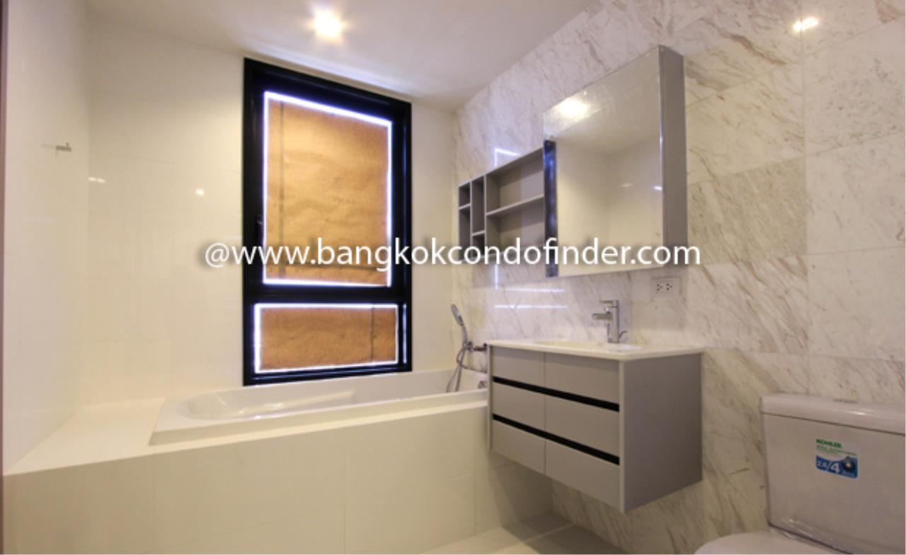 Bangkok Condo Finder Agency's HQ Thonglor by Sansiri Condominium for Rent 2