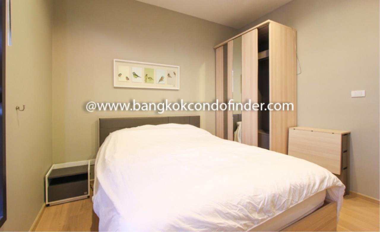 Bangkok Condo Finder Agency's HQ Thonglor by Sansiri Condominium for Rent 4