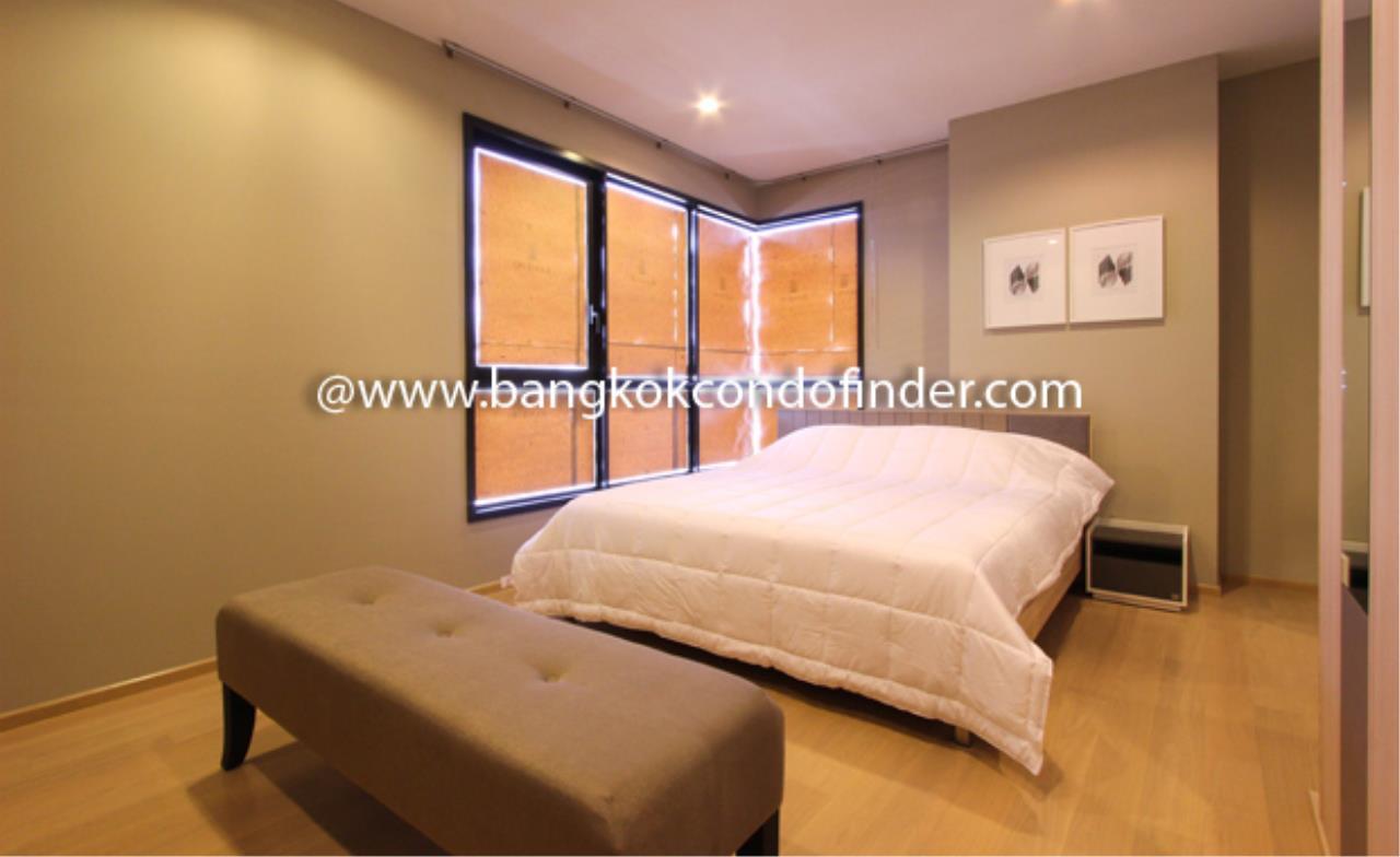 Bangkok Condo Finder Agency's HQ Thonglor by Sansiri Condominium for Rent 5