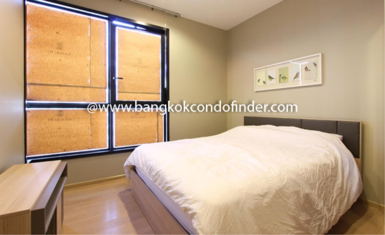 Bangkok Condo Finder Agency's HQ Thonglor by Sansiri Condominium for Rent 7
