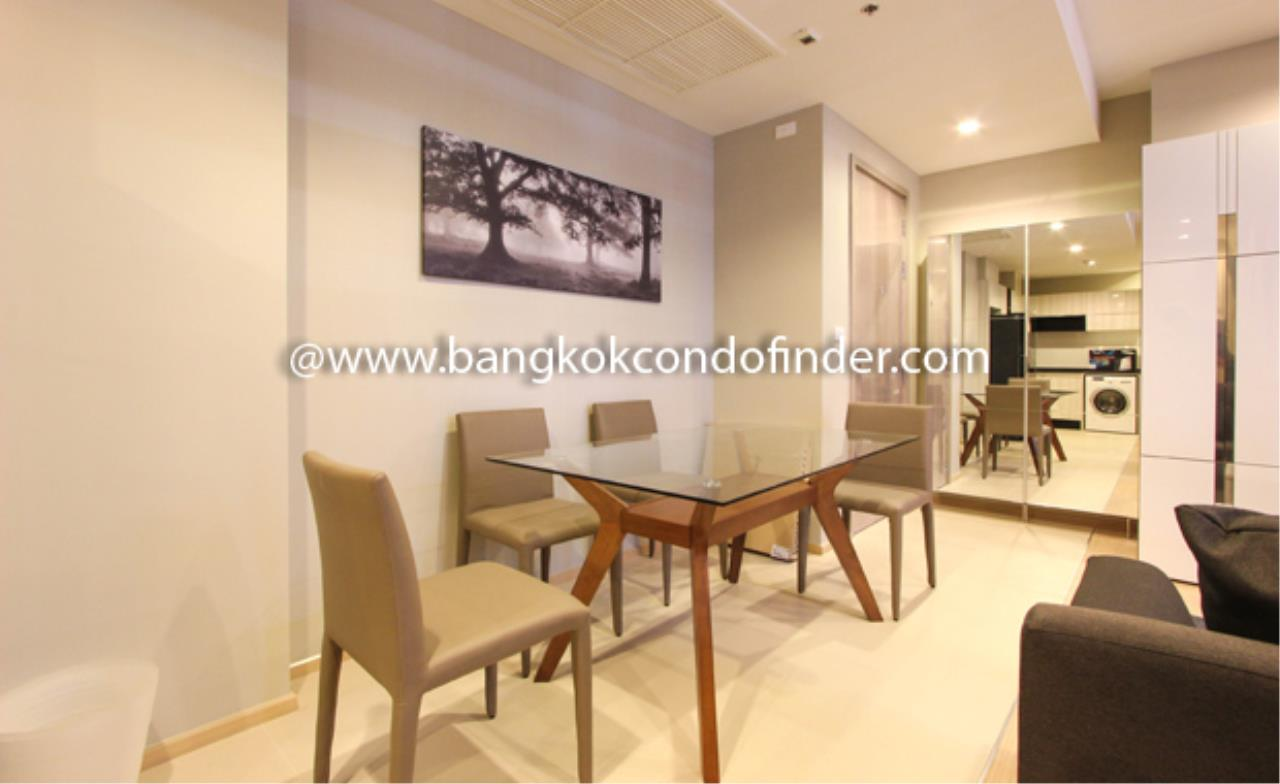 Bangkok Condo Finder Agency's HQ Thonglor by Sansiri Condominium for Rent 9
