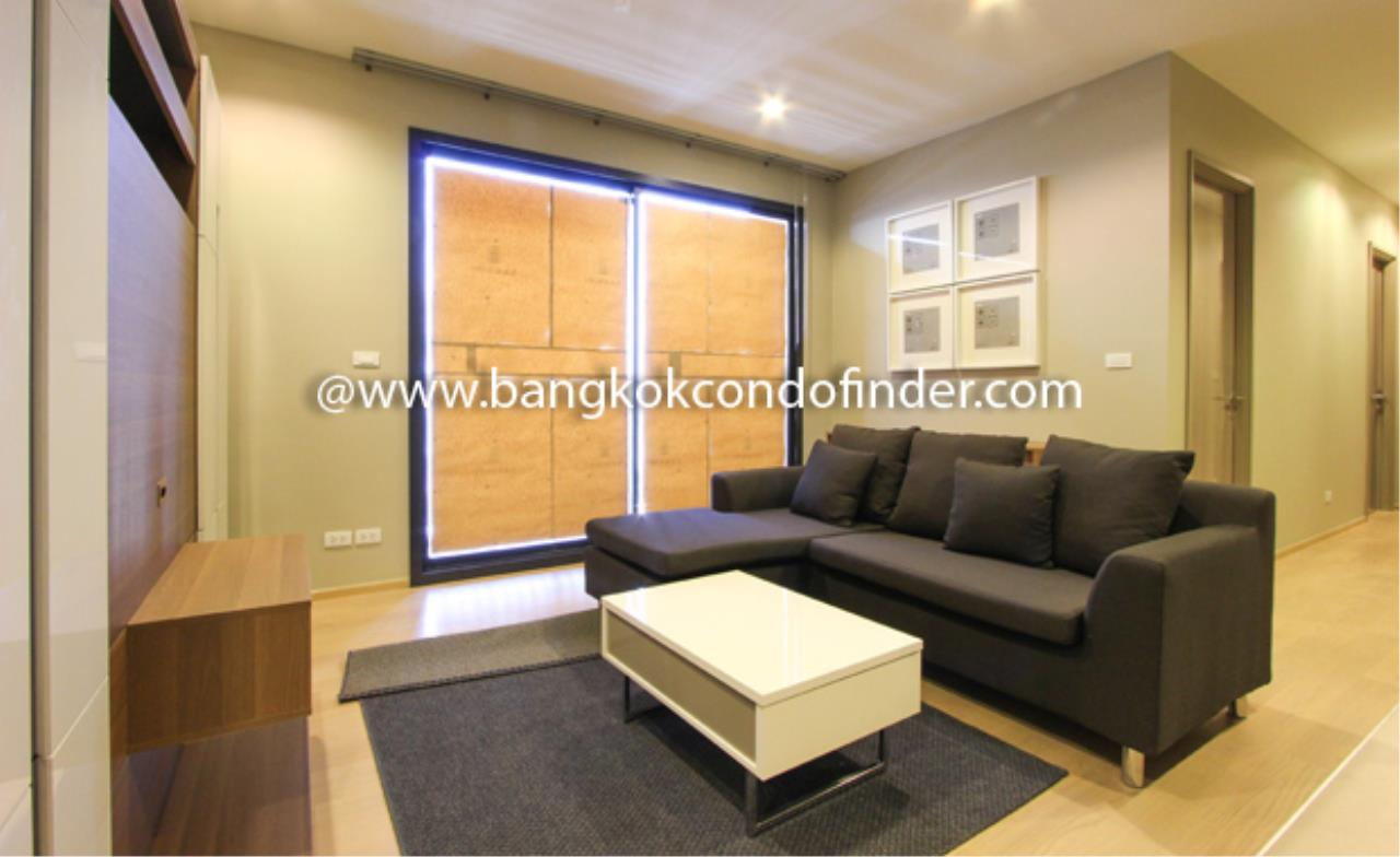 Bangkok Condo Finder Agency's HQ Thonglor by Sansiri Condominium for Rent 1
