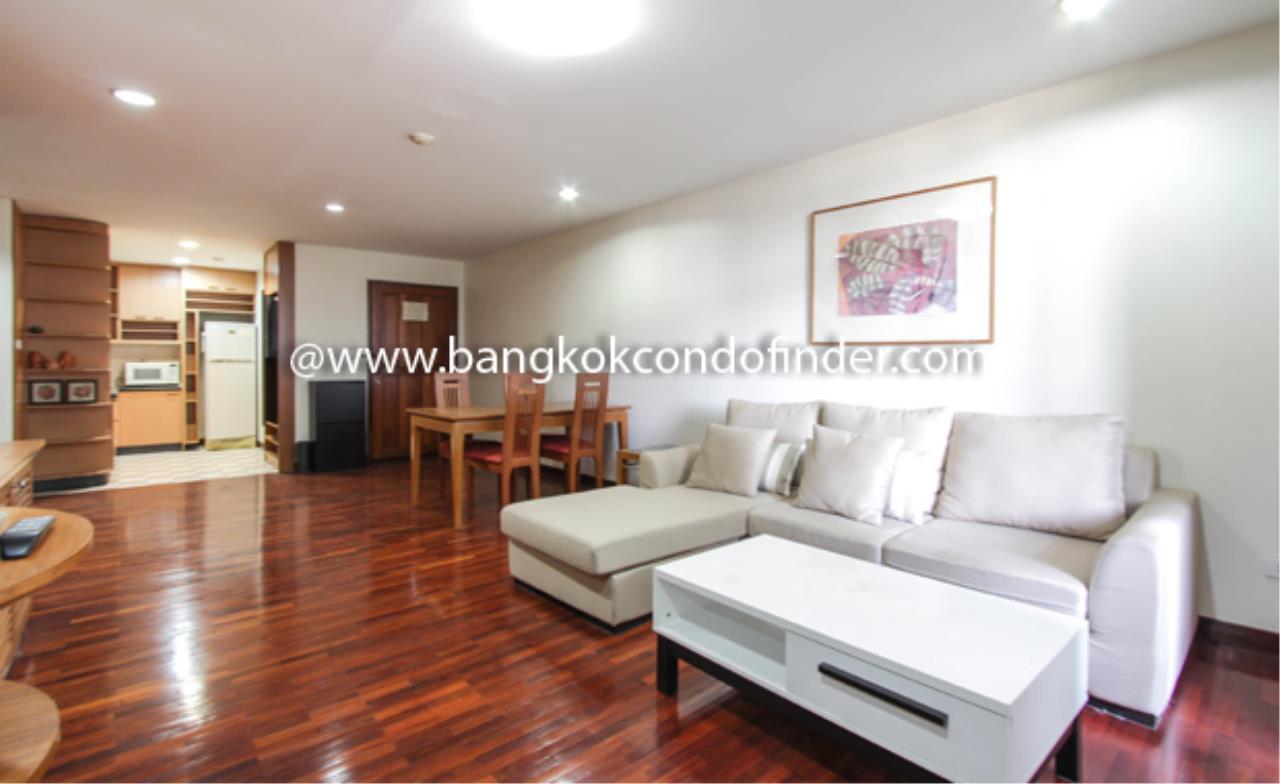 Bangkok Condo Finder Agency's Baan Chan Condominium for Rent 1