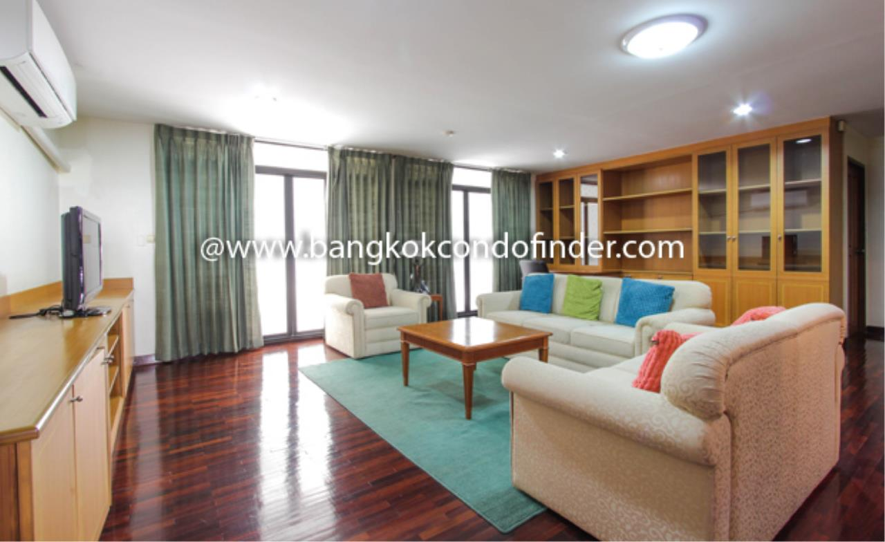 Bangkok Condo Finder Agency's Baan Chan Condominium for Rent 1