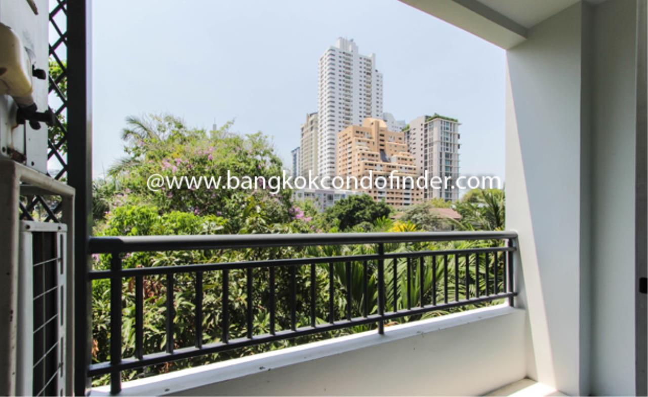 Bangkok Condo Finder Agency's The Bangkok Sukhumvit 61 Condominium for Rent 2