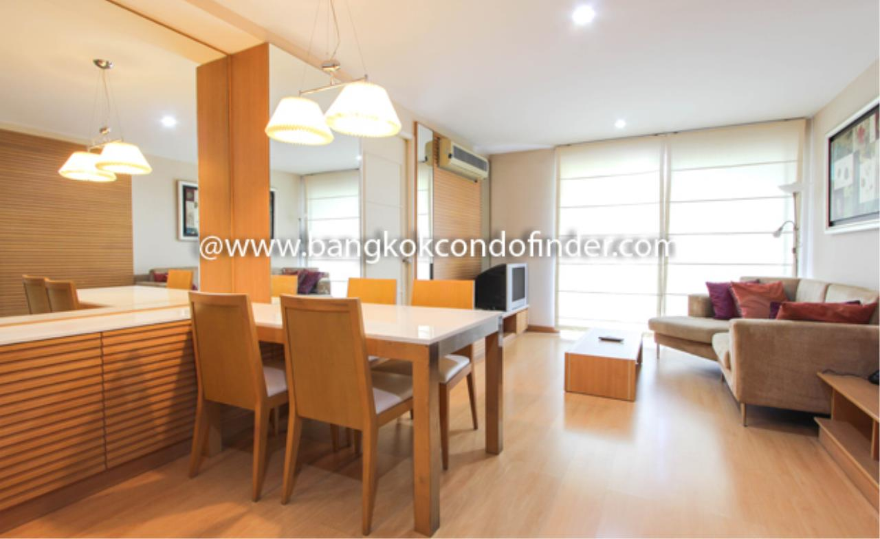 Bangkok Condo Finder Agency's The Bangkok Sukhumvit 61 Condominium for Rent 9