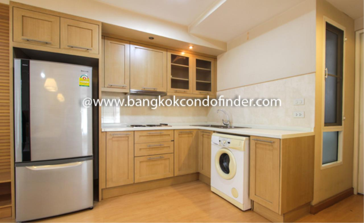Bangkok Condo Finder Agency's The Bangkok Sukhumvit 61 Condominium for Rent 7