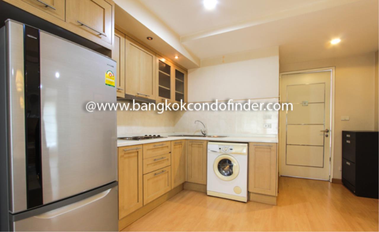 Bangkok Condo Finder Agency's The Bangkok Sukhumvit 61 Condominium for Rent 8