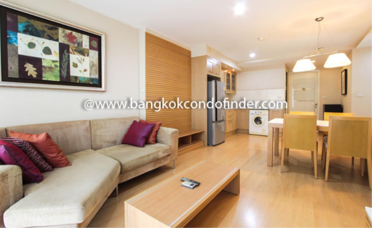 Bangkok Condo Finder Agency's The Bangkok Sukhumvit 61 Condominium for Rent 10