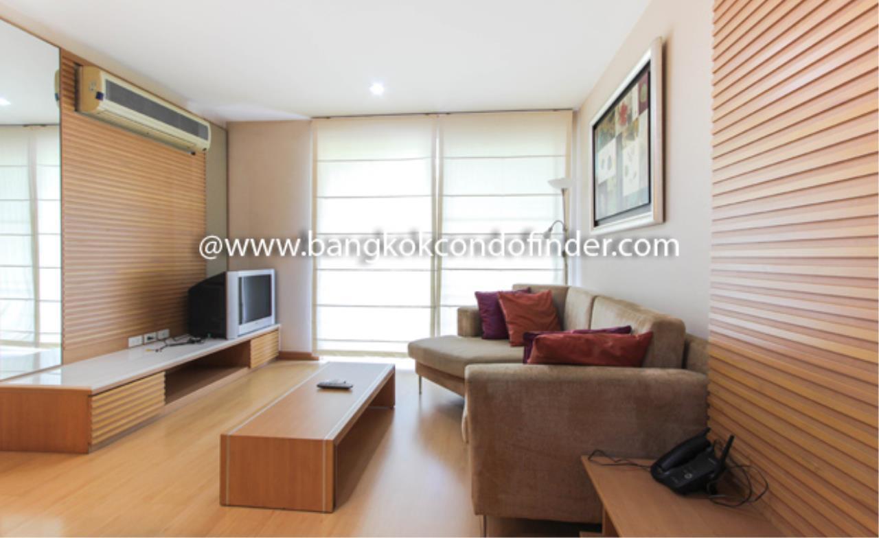 Bangkok Condo Finder Agency's The Bangkok Sukhumvit 61 Condominium for Rent 1