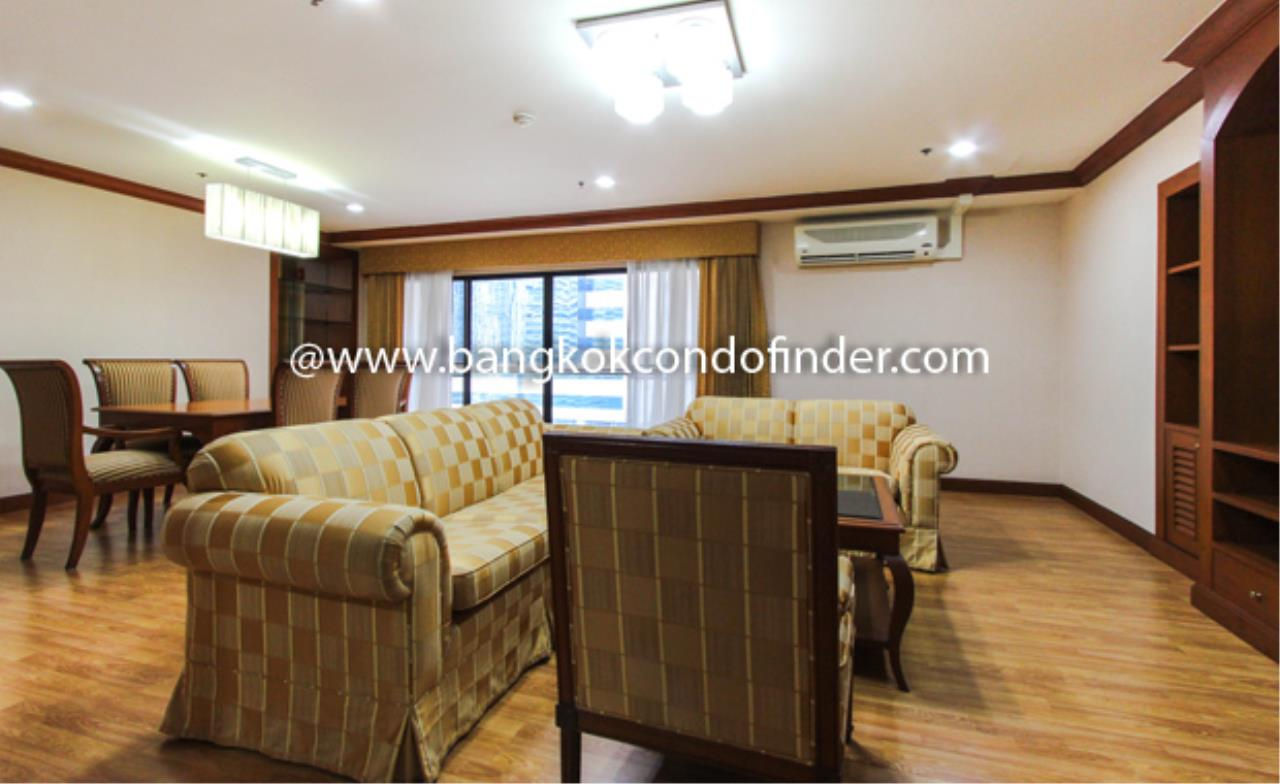 Bangkok Condo Finder Agency's G.P.Grande Tower Condominium for Rent 1