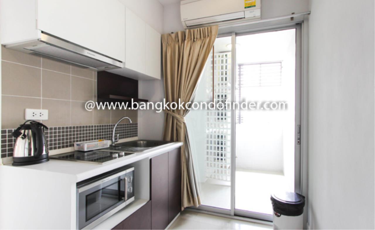 Bangkok Condo Finder Agency's PP Plus Mansion Condominium for Rent 6