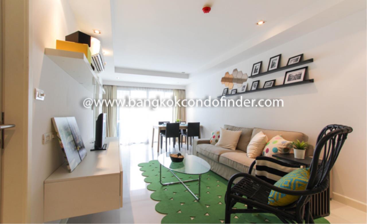 Bangkok Condo Finder Agency's Le Nice Ekkamai Condominium for Rent 1