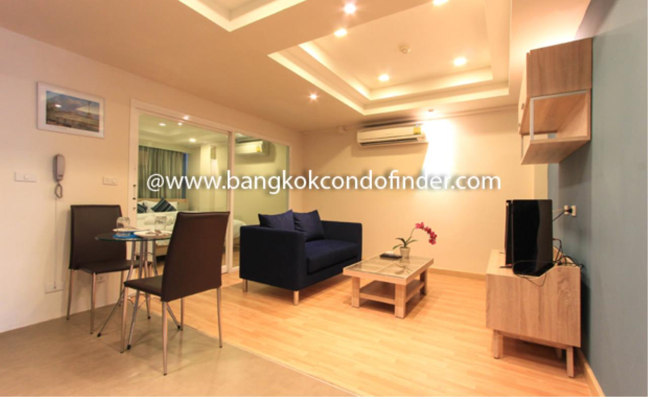 Bangkok Condo Finder Agency's The Kaze 34 Service Residences Condominium for Rent 1