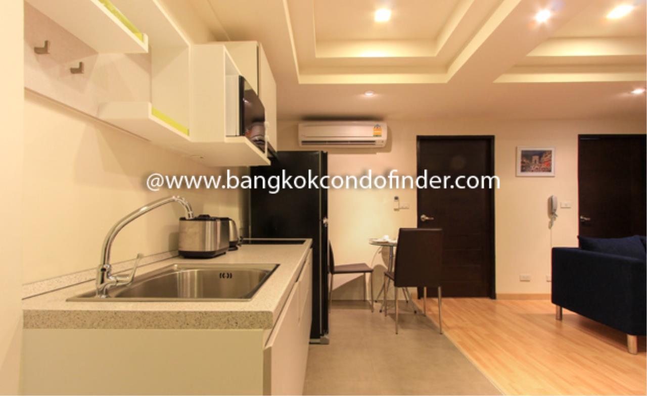 Bangkok Condo Finder Agency's The Kaze 34 Service Residences Condominium for Rent 7