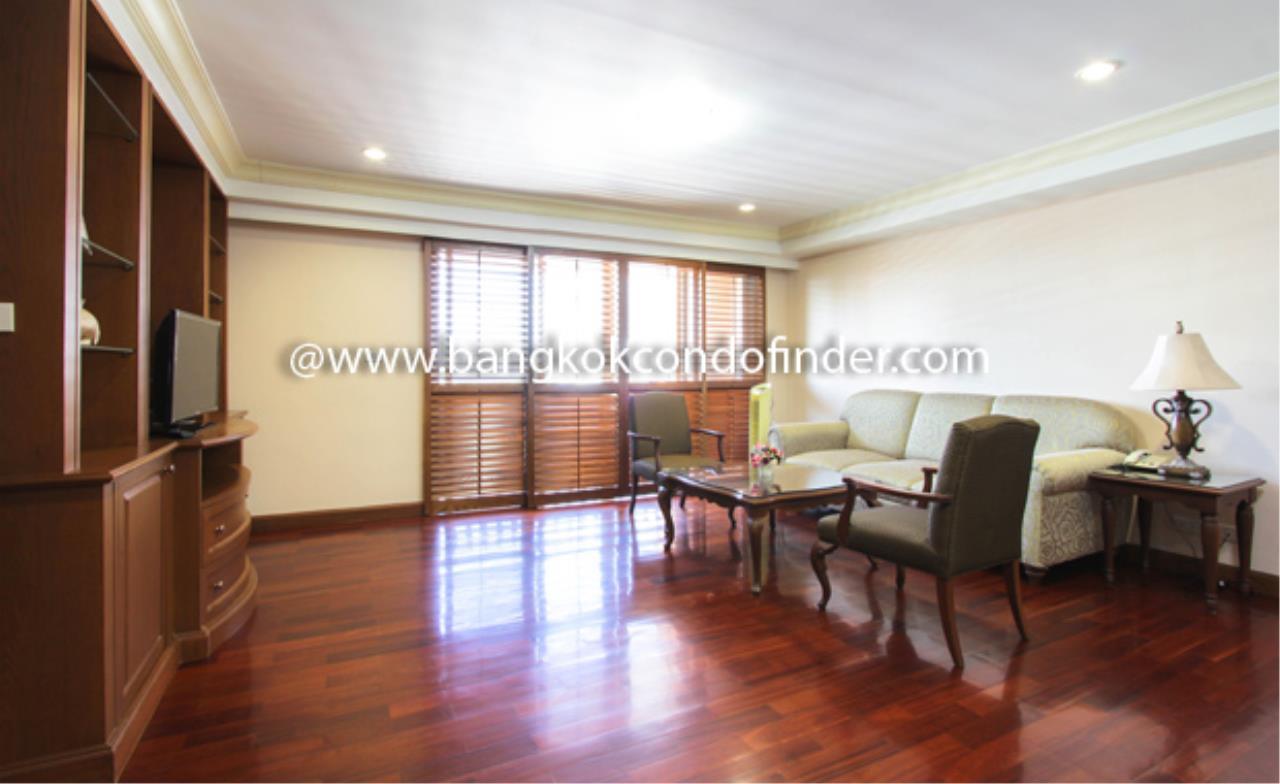 Bangkok Condo Finder Agency's Methvanont Manor Sukhumvit 50 Condominium for Rent 1