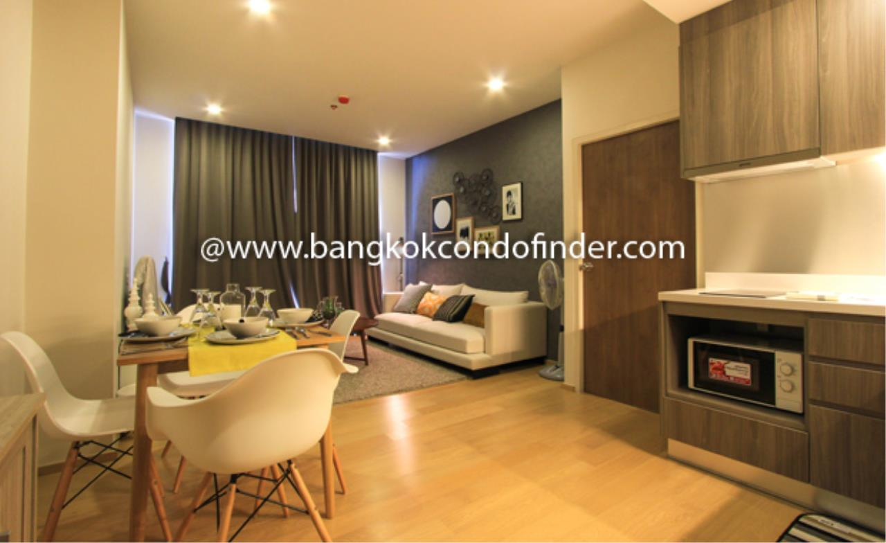 Bangkok Condo Finder Agency's Noble Re:D Aree Soi 1 (Sold out) Condominium for Rent 5