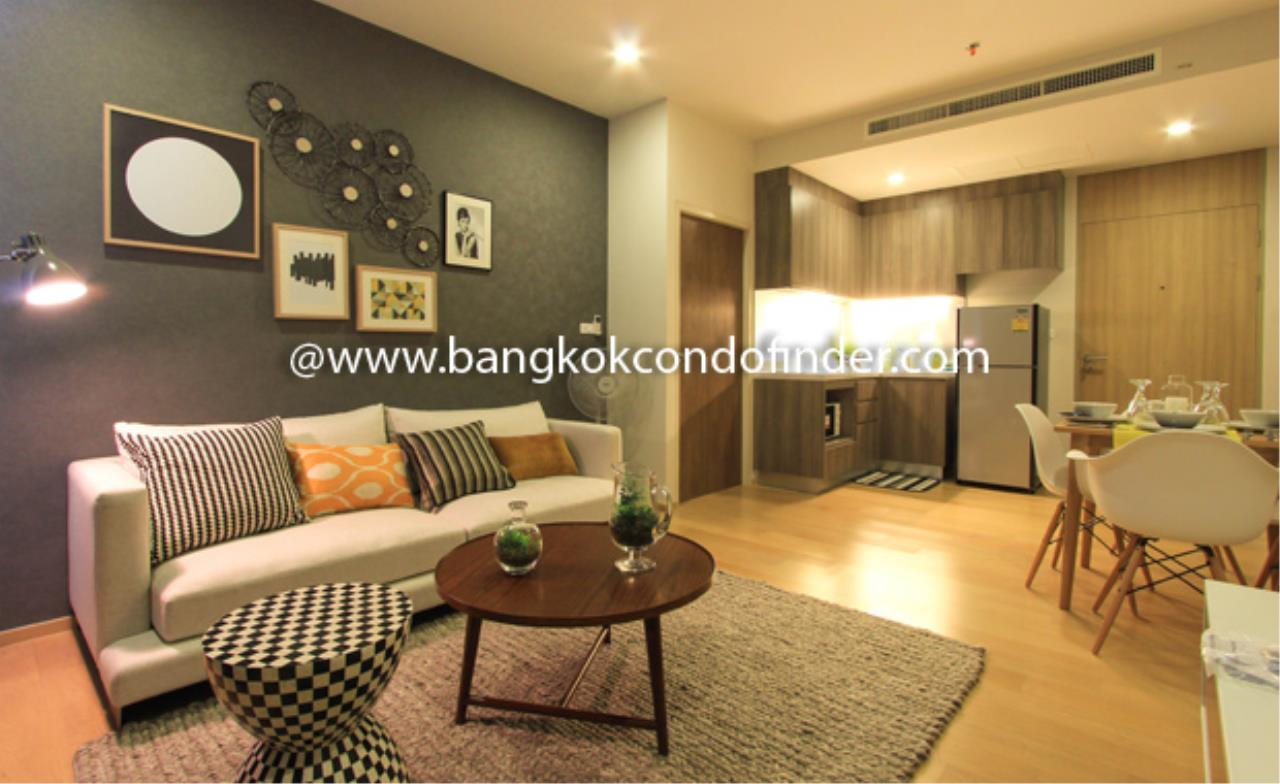 Bangkok Condo Finder Agency's Noble Re:D Aree Soi 1 (Sold out) Condominium for Rent 7