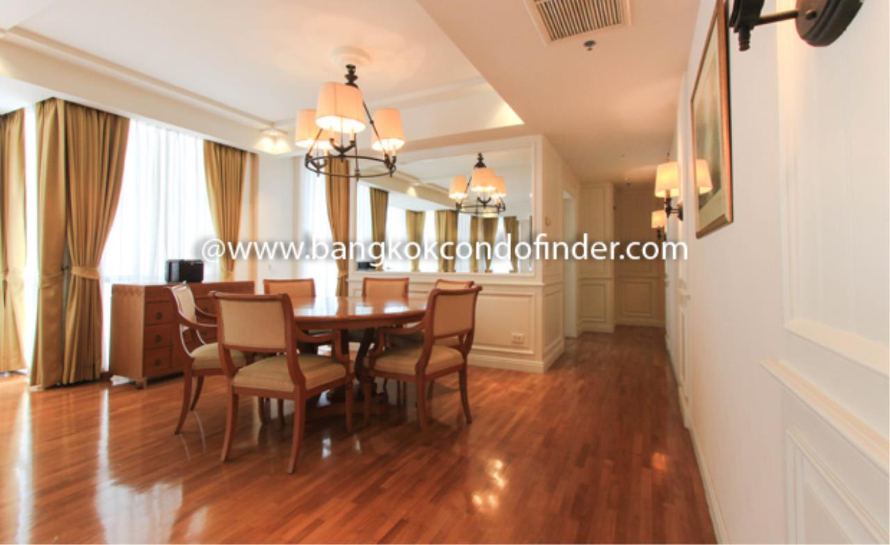 Bangkok Condo Finder Agency's Langsuan Ville Condominium for Rent 8