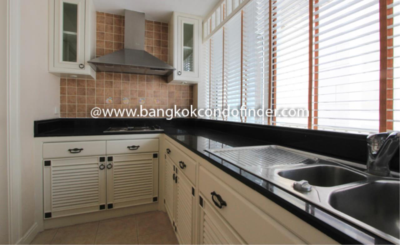 Bangkok Condo Finder Agency's Langsuan Ville Condominium for Rent 7