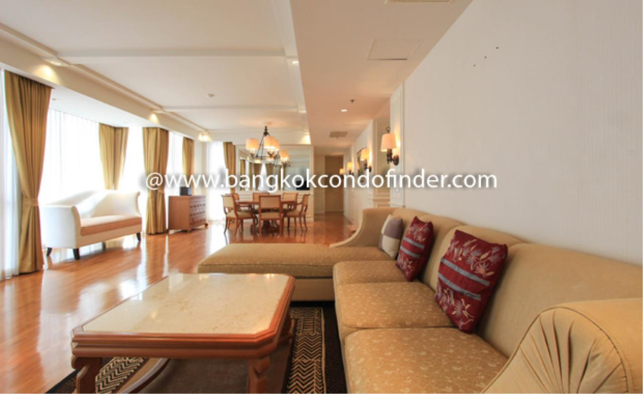 Bangkok Condo Finder Agency's Langsuan Ville Condominium for Rent 11