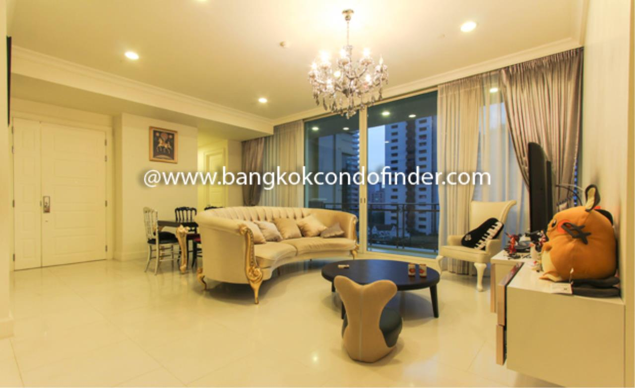 Bangkok Condo Finder Agency's Royce Private Residence Sukhumvit 31 Condominium for Rent 1