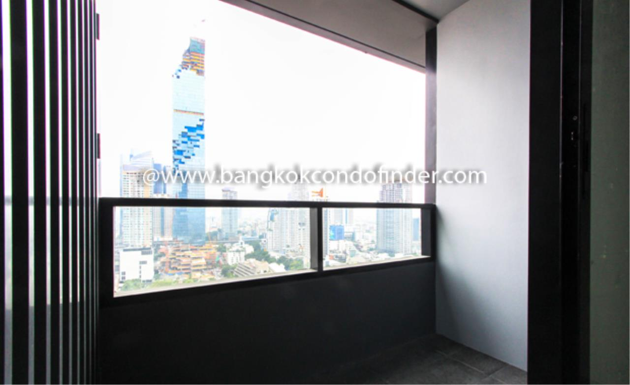 Bangkok Condo Finder Agency's M Silom Condominium for Rent 2