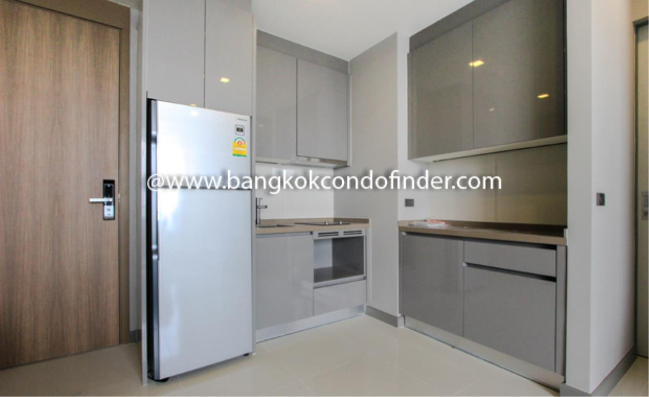 Bangkok Condo Finder Agency's M Silom Condominium for Rent 6